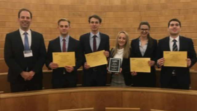 ELTE Jessup Team retain their championship title