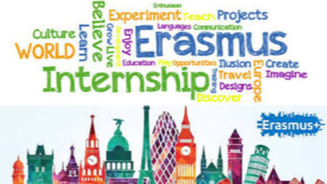 Survey for Erasmus+ scholarship students, faculty and administrative staff